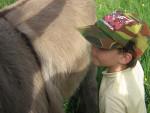 Asino polka et mon frere - ( (5 anni))