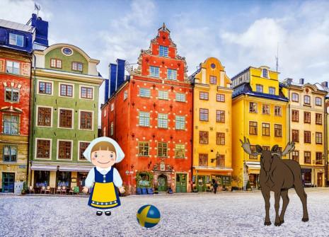 Scappate con il mese della Svezia su Tropicstory!
